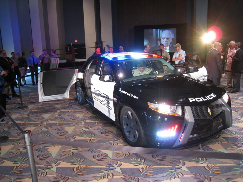 Police Car Successcreeations Inc